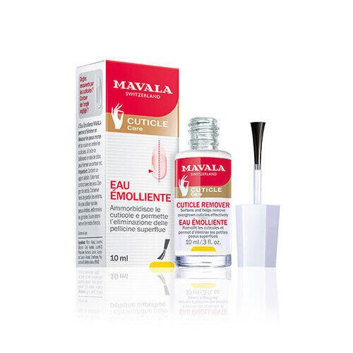 Eau emolliente cuticle remover 10 ml Mavala