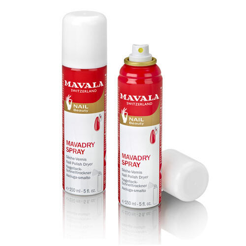Asciuga smalto spray Mavadry 150 ml Mavala