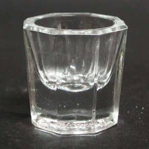 Bicchierino di vetro