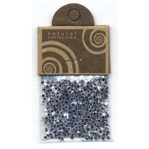Brillantino stella argento Natural Collection bustina