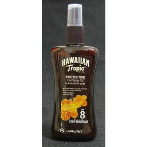 Hawaiian Tropic Olio Spray SPF 8 200 ml