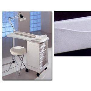 Tavolo manicure art 124L bianco