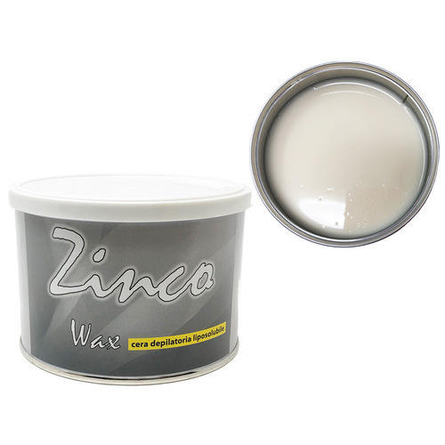 Cera epilazione liposolubile Zinco Wax vaso 400 ml