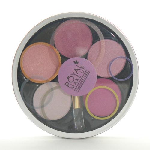 Ombretti margherita con pennellino n. 6 rosa