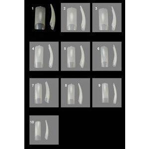 ProTip Estensioni per Unghie nr 01 Timi Nails 50 pezzi
