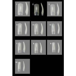 ProTip Estensioni per Unghie nr 02 Timi Nails 50 pezzi