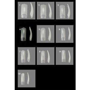 ProTip Estensioni per Unghie nr 04 Timi Nails 50 pezzi