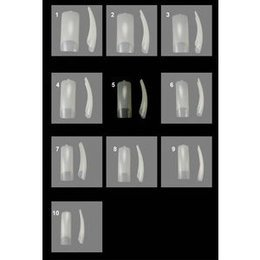 ProTip Estensioni per Unghie nr 05 Timi Nails 50 pezzi