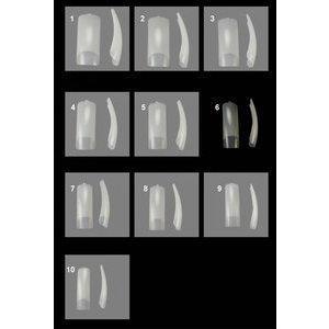 ProTip Estensioni per Unghie nr 06 Timi Nails 50 pezzi