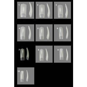 ProTip Estensioni per Unghie nr 07 Timi Nails 50 pezzi