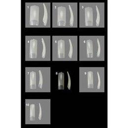 ProTip Estensioni per Unghie nr 08 Timi Nails 50 pezzi