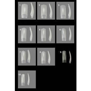 ProTip Estensioni per Unghie nr 09 Timi Nails 50 pezzi