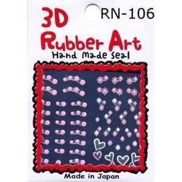 3D Rubber Art RN-106
