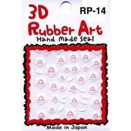 3D Rubber Art RP-14