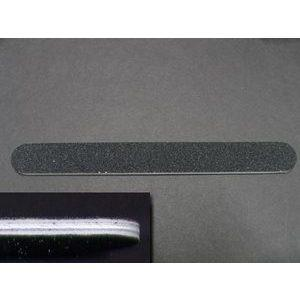 Lima dritta nera spessore 4 mm grana 120/180 Wic