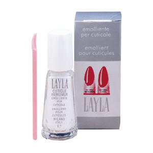 Cuticle Remover Layla 10 ml