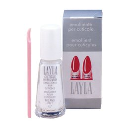 Cuticle remover 10 ml Layla