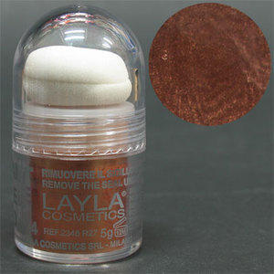 Brilliant Powder Fard nr 4 Layla 5 gr