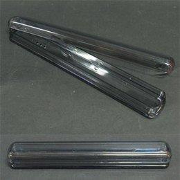 Porta spazzolino Crystal antracite trasparente Art. 170