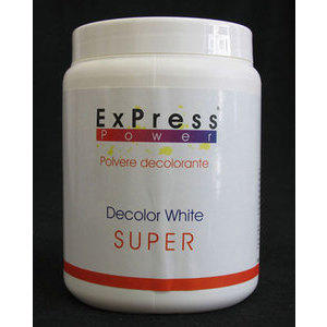 Decolorante in polvere Decolor White Super Express Power 450 gr.