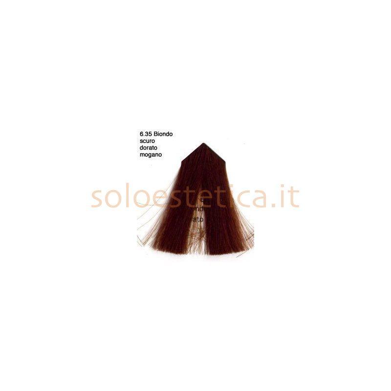 Estremamente Majirel 6.35 biondo scuro dorato mogano DB65