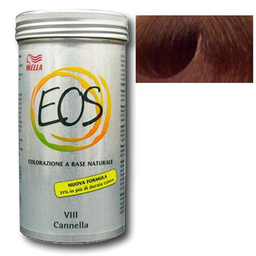 Colorazione a base naturale Eos cannella 120 gr