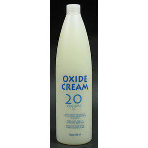 Ossidante in crema Oxide Cream 20 volumi flacone 1000 ml