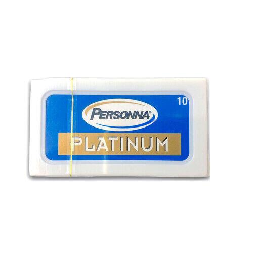 Lamette Personna Platinum pacchetto 10 lame