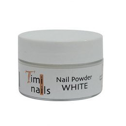Timi Nails Nail Powder White 14 gr