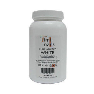 Timi Nails Nail Powder White 226 gr