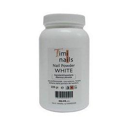 Nail Powder White Timi Nails 226 gr