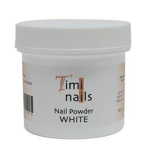 Nail Powder White Timi Nails 56 gr