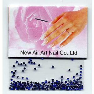 Sunny nail brillantino blu