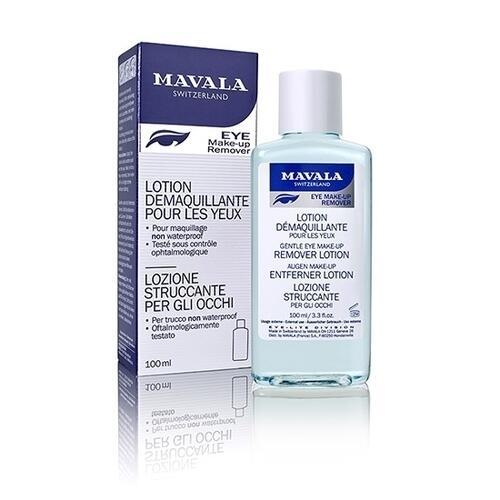 Lozione demaquillante per gli occhi 100 ml Mavala