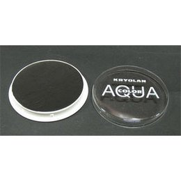 AQUA COLOR MAT Nero 071 Kryolan 15 ml