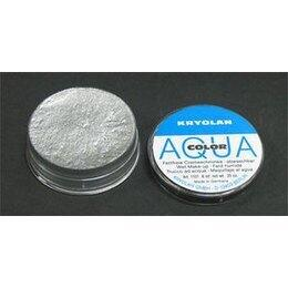 AQUA COLOR METAL Silver Kryolan 8 ml