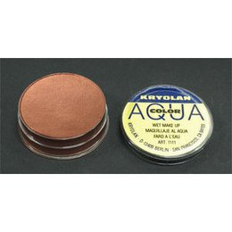 AQUA COLOR METAL Copper/Rame Kryolan 8 ml