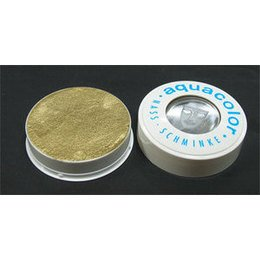 AQUA COLOR METAL Gold Kryolan 30 ml