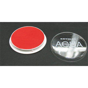 AQUA COLOR Rosso 079 Kryolan 15 ml