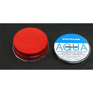 AQUA COLOR  Rosso 079 MAT 8 ml new Kryolan