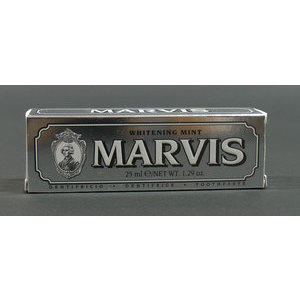 Dentifricio Marvis Whitening Mint 25 ml