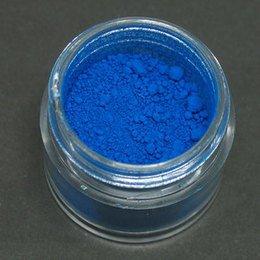 Polvere Colorata Blu per Gel Roby Nails