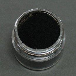 Polvere Colorata Nero per Gel Roby Nails