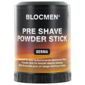 Preshave powder stick New derma bloc 60 gr