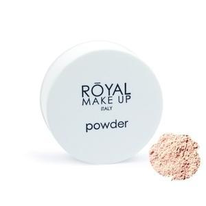 Cipria in polvere nr 1 Make Up 16 gr Royal