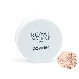 Cipria in polvere nr 1 Make Up 16 gr Royal