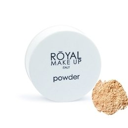 Cipria in polvere nr 2 Make Up 16 gr Royal