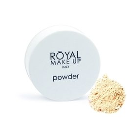 Cipria in polvere nr 3 Make Up 16 gr Royal