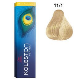 Tintura per capelli Koleston Perfect 11/1 60 ml Wella