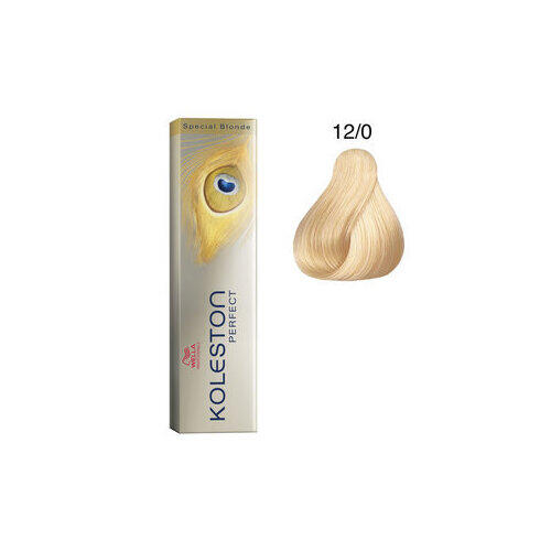 Tintura per capelli Koleston Perfect ME+ 12/0 60 ml Wella